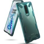 Ringke Fusion X Backcover OnePlus 8 - Turquoise Green