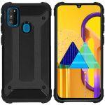 iMoshion Rugged Xtreme Backcover Samsung Galaxy M30s / M21 - Zwart