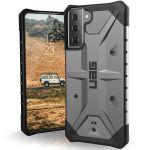 UAG Pathfinder Backcover Samsung Galaxy S21 Plus - Zilver