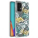 iMoshion Design hoesje Galaxy A52 5G/A52 4G - Jungle - Wit / Zwart