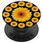 PopSockets iMoshion PopGrip - Yellow Daisy