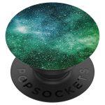 PopSockets iMoshion PopGrip - Green Galaxy