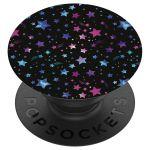 PopSockets iMoshion PopGrip - Purple Stars