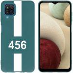 iMoshion Design hoesje Samsung Galaxy A12 - Squid Case - Player 456