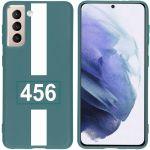 iMoshion Design hoesje Samsung Galaxy S21 - Squid Case - Player 456