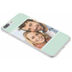Ontwerp je eigen iPhone 8 Plus / 7 Plus gel hoesje