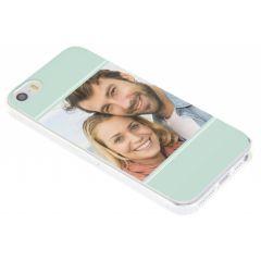 Ontwerp je eigen iPhone 5 / 5s / SE gel hoesje