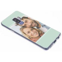 Ontwerp je eigen Samsung Galaxy S9 Plus gel hoesje