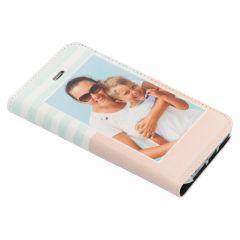 Ontwerp je eigen iPhone 5 / 5s / SE gel booktype hoes