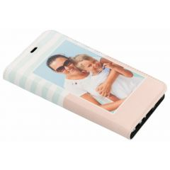 Ontwerp je eigen Huawei P Smart gel booktype hoes