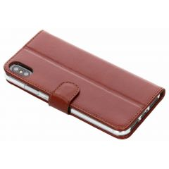 Valenta Classic Luxe Booktype iPhone Xs Max