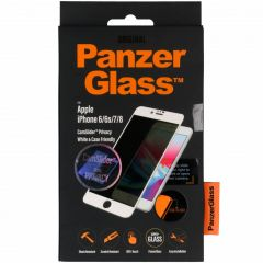 PanzerGlass CamSlider™ Privacy Screenprotector iPhone 8 / 7 / 6s / 6