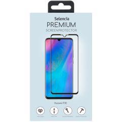 Selencia Gehard Glas Premium Screenprotector Huawei P30 - Zwart
