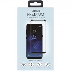 Selencia Gehard Glas Premium Screenprotector Samsung Galaxy S8