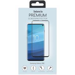 Selencia Gehard Glas Premium Screenprotector Samsung Galaxy S10e