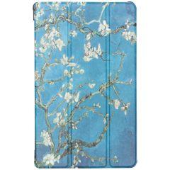 Design Hardcase Bookcase Samsung Galaxy Tab A 10.1 (2019)