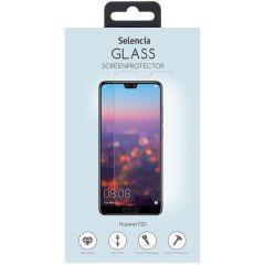 Selencia Gehard glas screenprotector Huawei P20