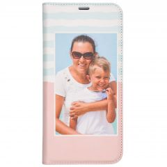 Ontwerp je eigen Samsung Galaxy A70 gel booktype hoes