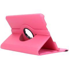 360° draaibare hoes iPad mini (2019) / iPad Mini 4 - Fuchsia