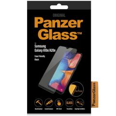 PanzerGlass Case Friendly Screenprotector Galaxy A20e - Zwart