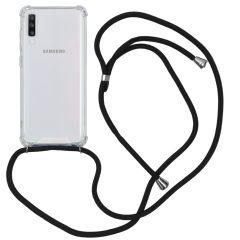 iMoshion Backcover met koord Samsung Galaxy A70 - Zwart