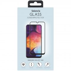 Selencia Gehard Glas Premium Screenprotector Samsung Galaxy A50 / M31