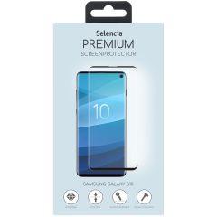 Selencia Gehard Glas Premium Screenprotector Samsung Galaxy S10
