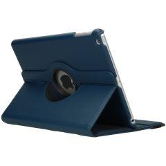 iMoshion 360° draaibare Bookcase iPad Air - Donkerblauw
