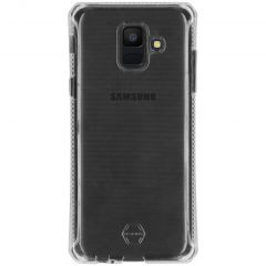 Itskins Spectrum Backcover Samsung Galaxy A6 (2018) - Transparant