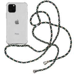 iMoshion Backcover met koord iPhone 11 Pro - Groen
