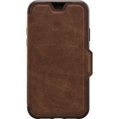 OtterBox Strada Booktype iPhone 11 - Bruin