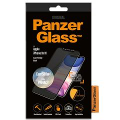 PanzerGlass CamSlider™ Privacy Screenprotector iPhone 11 / iPhone Xr