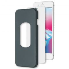 Accezz Screenprotector + Applicator iPhone 8 Plus/7 Plus/6(s) Plus