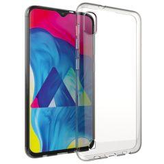 Accezz Clear Backcover Samsung Galaxy A10 - Transparant