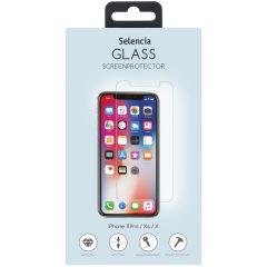 Selencia Gehard Glas Screenprotector iPhone 11 Pro / Xs / X