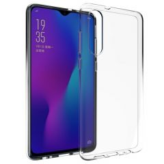 Accezz Clear Backcover Huawei P30 - Transparant
