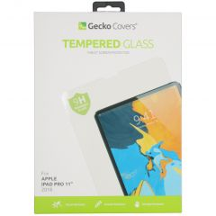 Gecko Covers Tempered Glass Screenprotector iPad Pro 11 (2018)