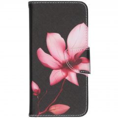 Design Softcase Booktype Samsung Galaxy A01