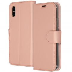 Accezz Wallet Softcase Booktype iPhone X / Xs