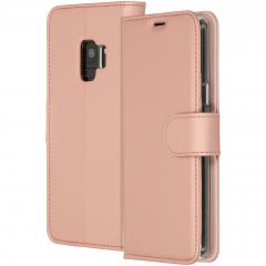 Accezz Wallet Softcase Booktype Samsung Galaxy S9