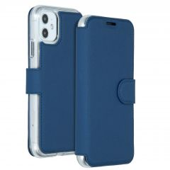 Accezz Xtreme Wallet Booktype iPhone 11 - Blauw