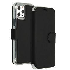 Accezz Xtreme Wallet Booktype iPhone 11 Pro - Zwart