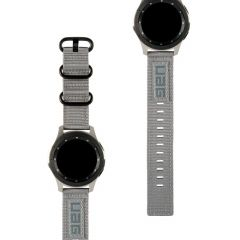UAG Nato Strap band Samsung Galaxy Watch 42 mm - Grijs
