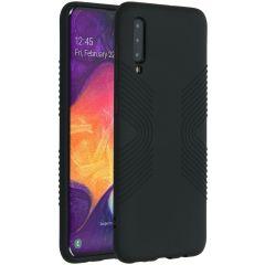 Accezz Impact Grip Backcover Samsung Galaxy A50 / A30s - Zwart