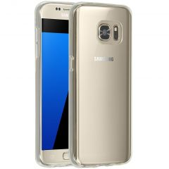 Accezz Clear Backcover Samsung Galaxy S7 - Transparant