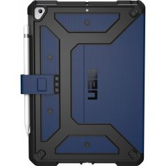 UAG Metropolis Bookcase iPad 10.2 (2019 / 2020 / 2021) - Blauw