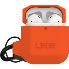UAG Rugged Armor Softcase AirPods - Oranje