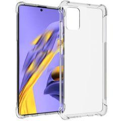 iMoshion Shockproof Case Samsung Galaxy A51 - Transparant