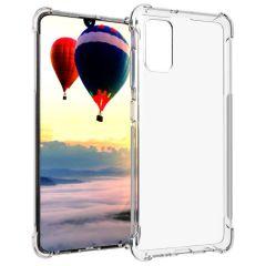 iMoshion Shockproof Case Samsung Galaxy A41 - Transparant