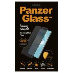 PanzerGlass Case Friendly Privacy Screenprotector Samsung Galaxy S20